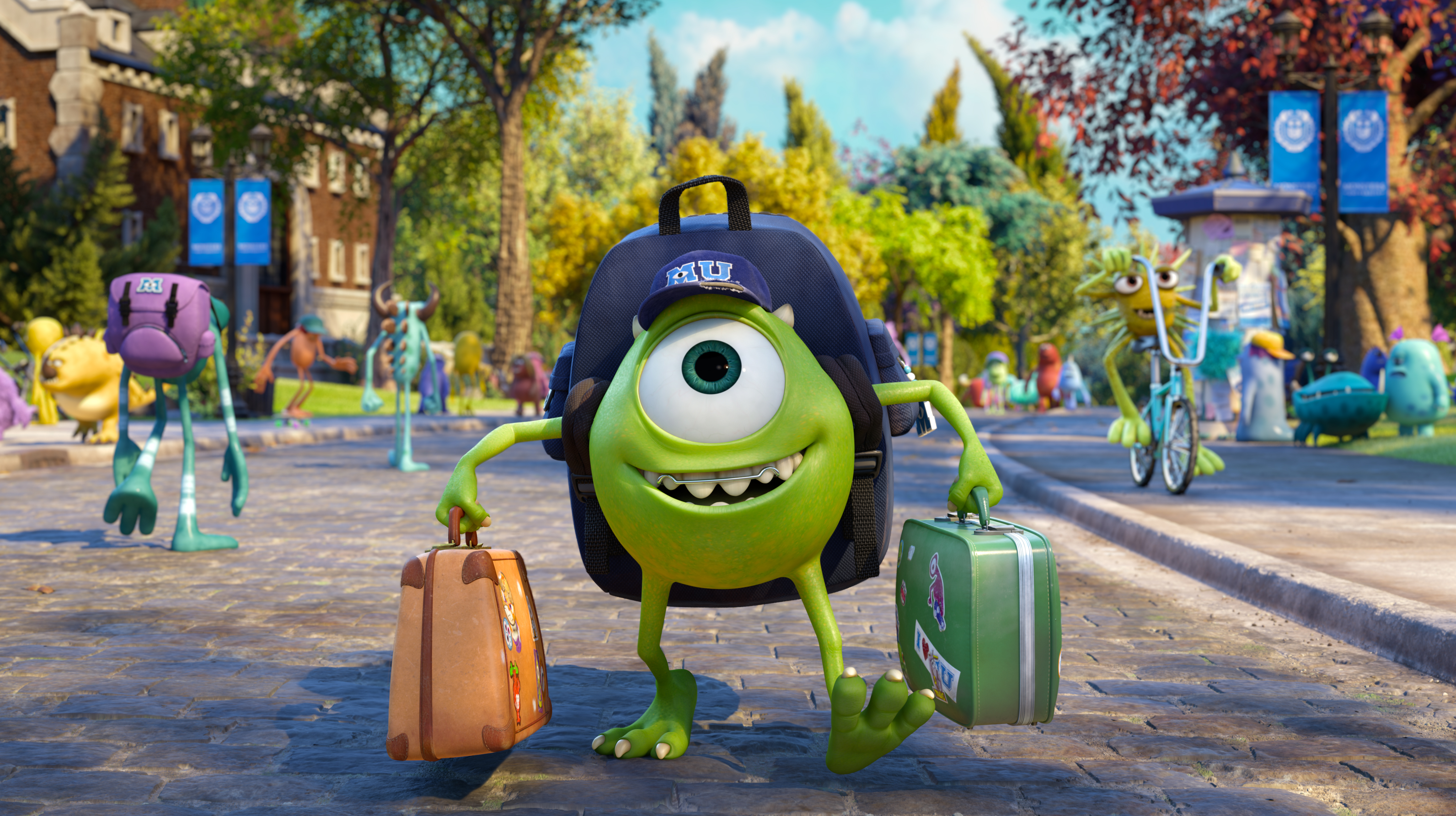 Walt Disney Motion Pictures, disney, movies, kids movies, monsters INC, Monsters University, FROZEN, 2013 films, 2013 movies, 2013 kids movies, 2013 disney movies