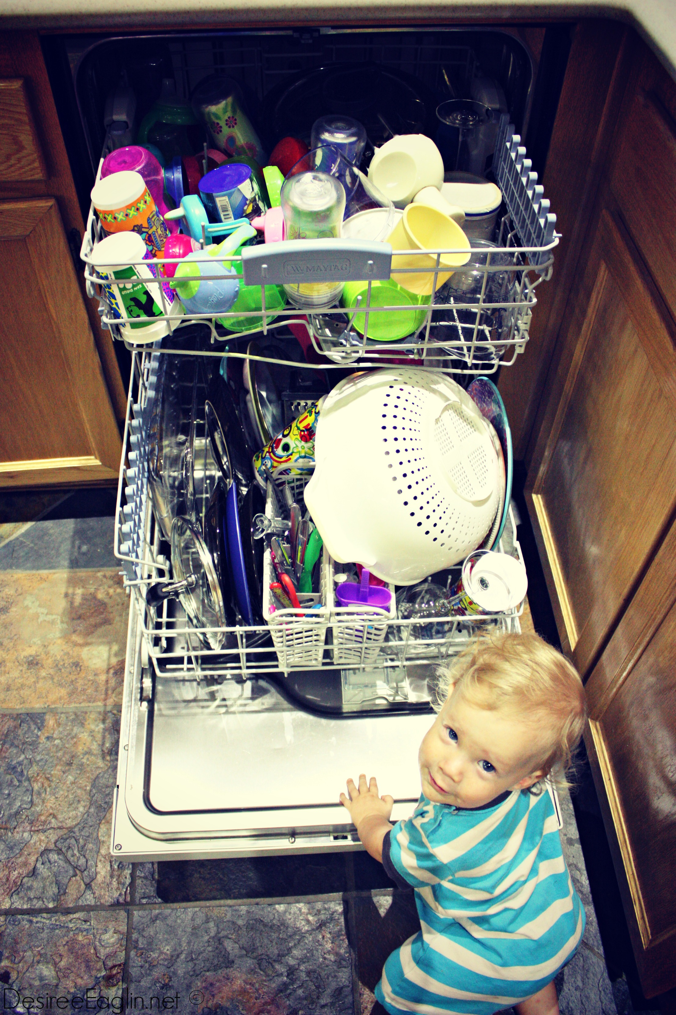 dishwasher clean