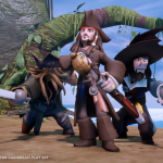 disney infinity pirates of the carribean play set
