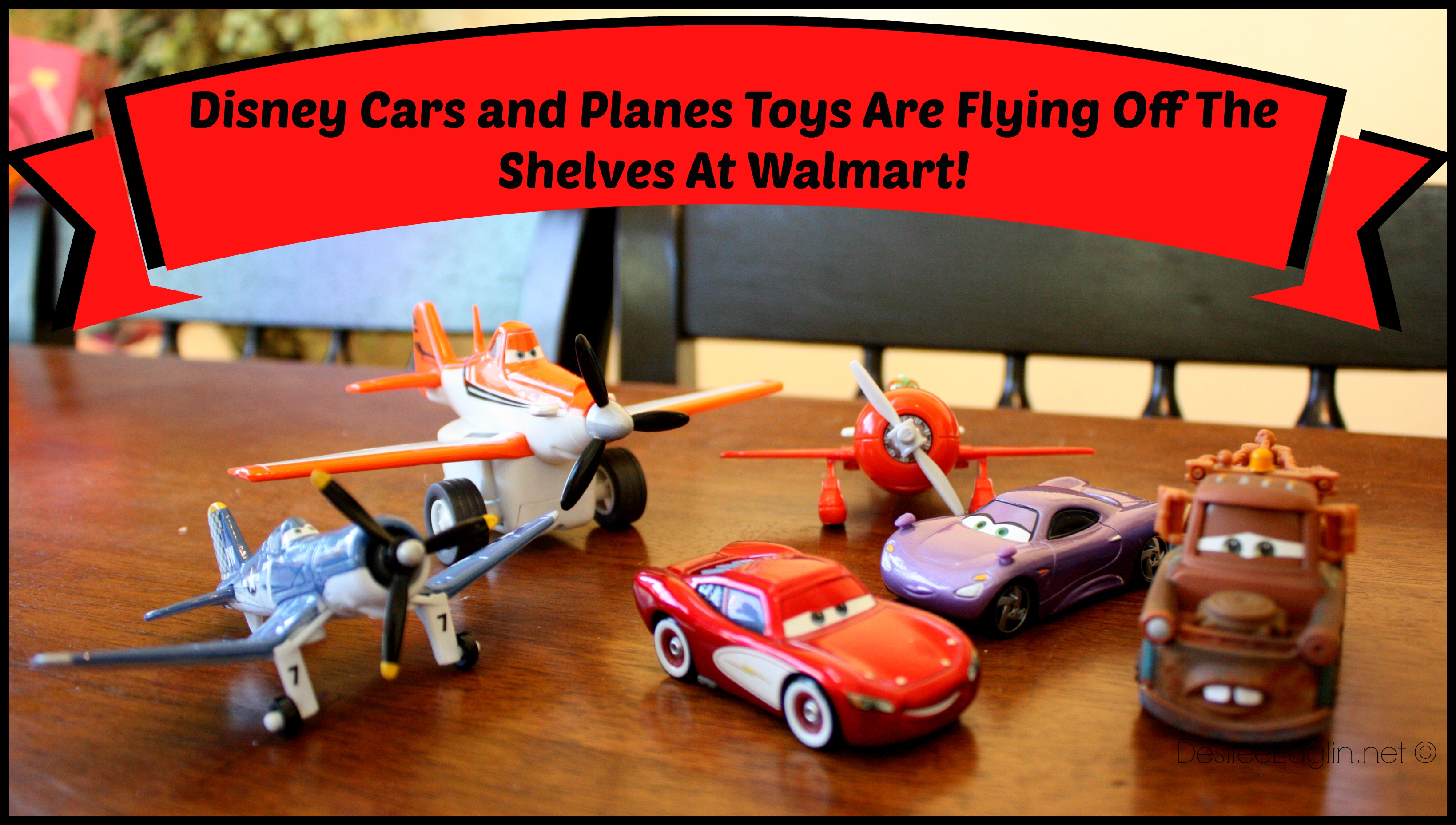 disney planes and disney cars toys at walmart