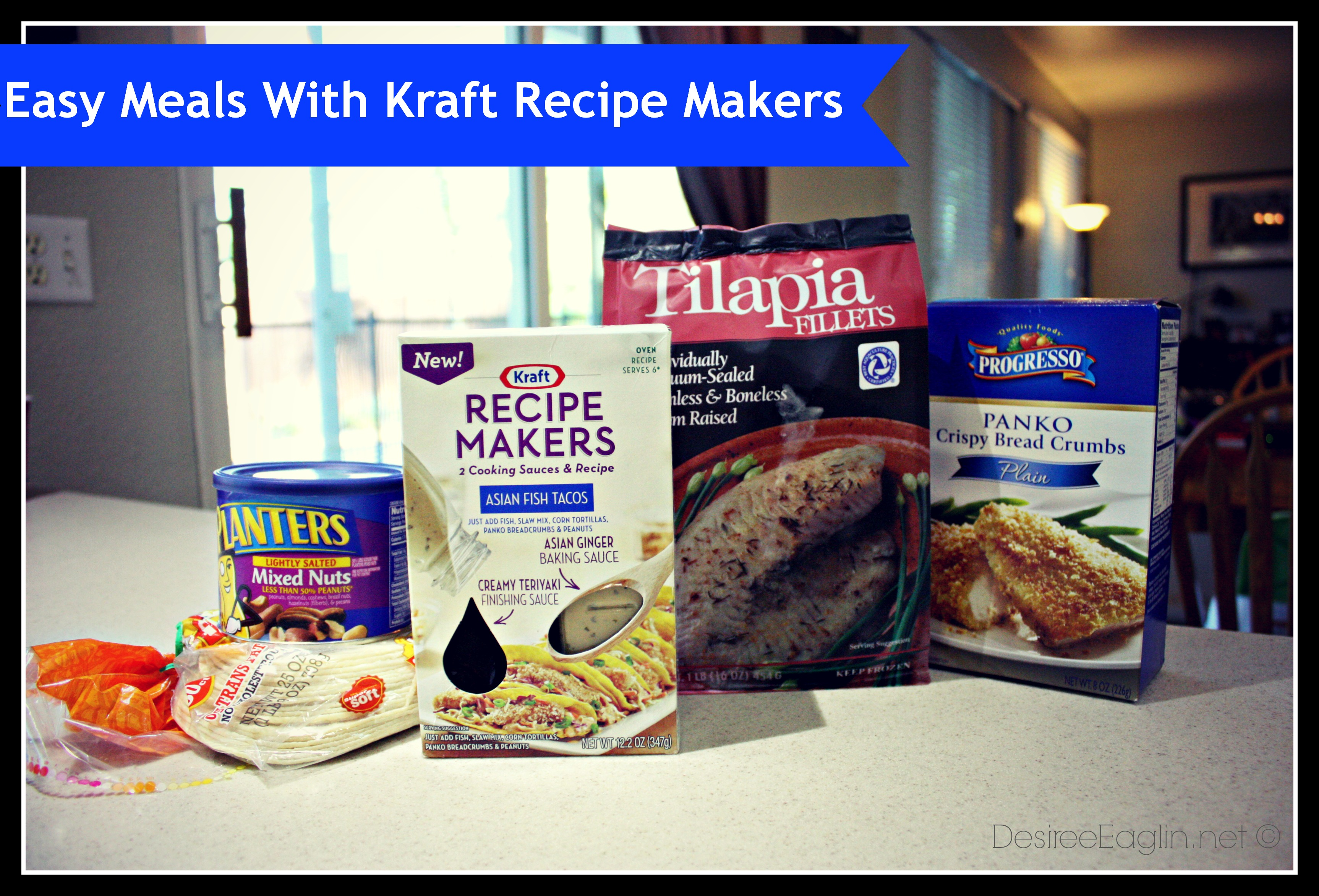 easy meals with kraft recipe makers, #shop, #kraftrecipemakers