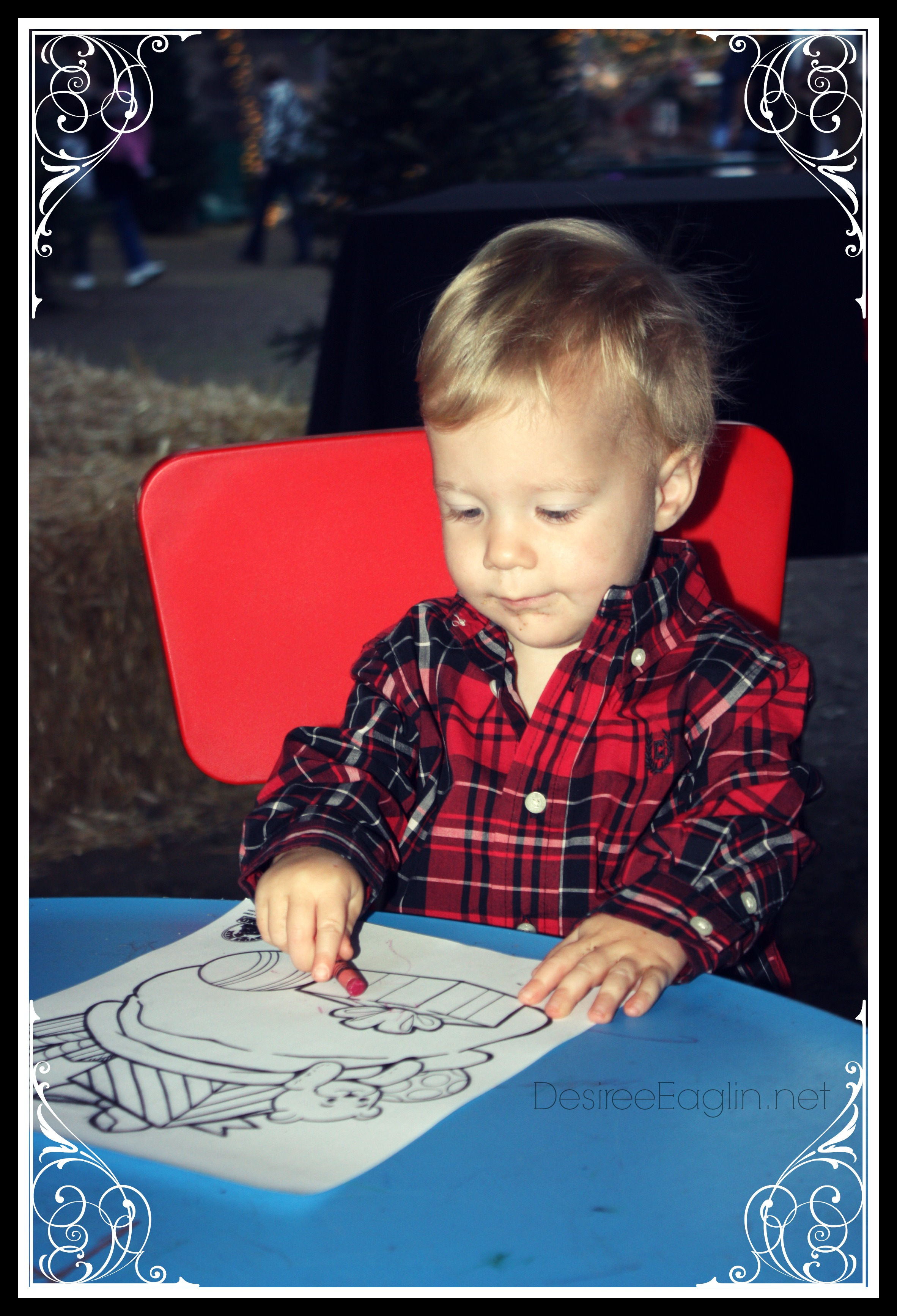 irvine park railroad christmas coloring
