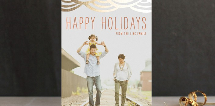 Minted for the Holidays – Help Me Choose My Minted Holiday Cards