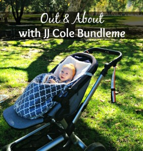Out & About with JJ Cole Bundleme Review