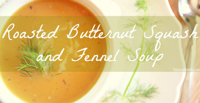 Roasted Squash and Fennel Soup Recipe
