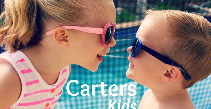 Carters Kids For Spring – Spring into Happiness