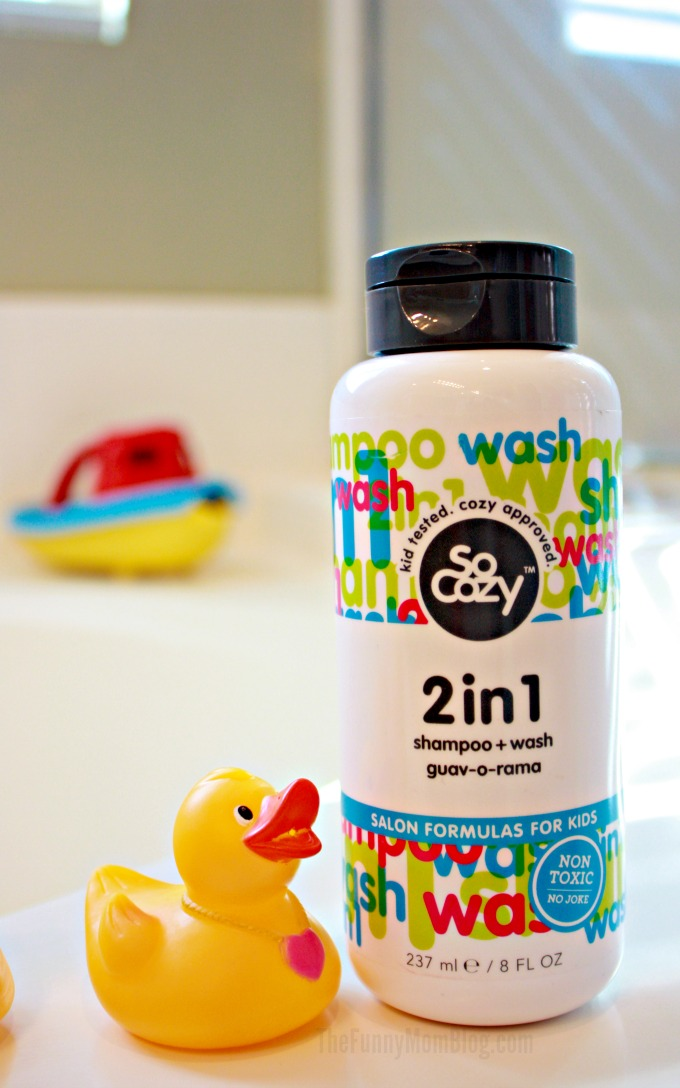 SoCozy Children's Haircare