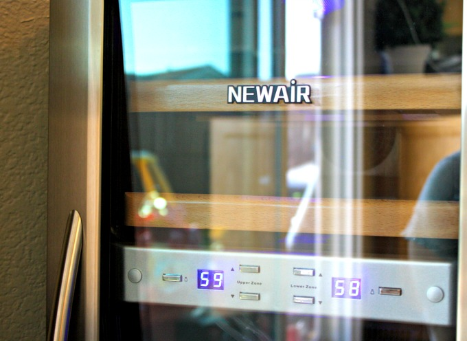 NewAir Thermoelectric Wine Cooler Review