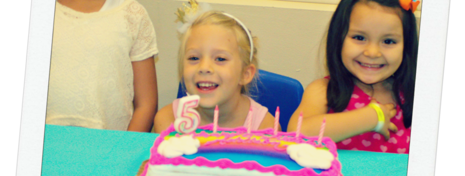 Pretend, Party and Play Birthday Party At Pretend City!