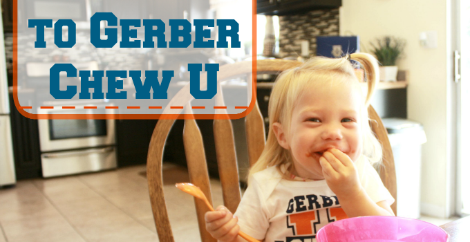 Make It A Smooth Transition From Baby Food to Table Food With Gerber 3rd Foods Lil Bits Recipes