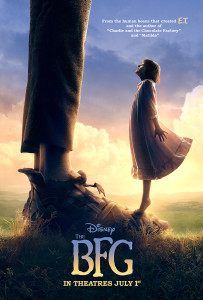 The BFG First Look! #TheBFG