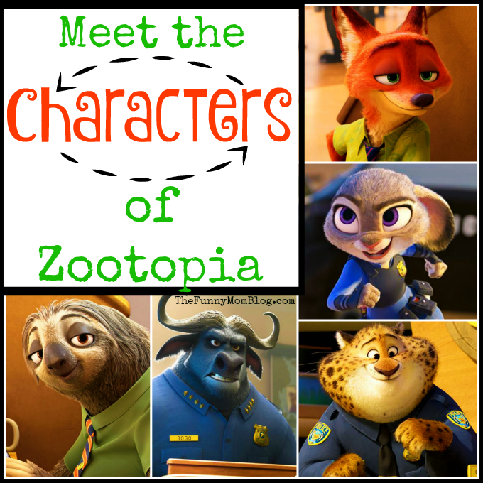 it hits theaters nationwide march 4th zootopia   the funny mom blog