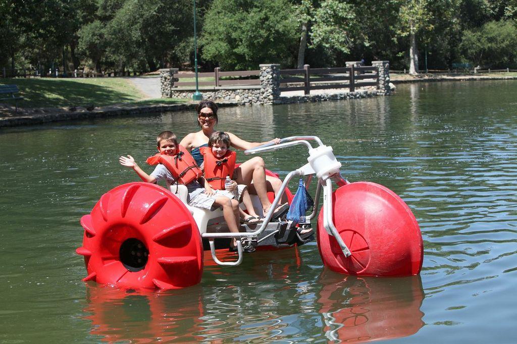 Summer Fun Giveaway Wheel Fun Rentals At Irvine Park Bike