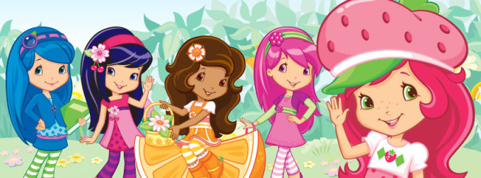 Ultimate Strawberry Shortcake Prize Pack Giveaway - The ...